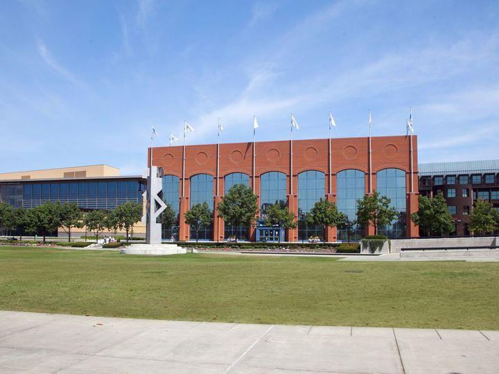 Tmx 1366740528962 Ncaa Buildings Indianapolis, IN wedding venue