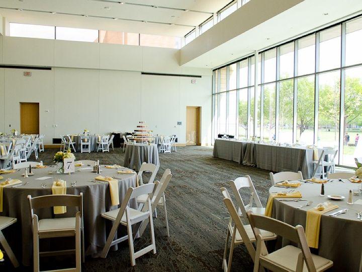 Tmx 1463076707742 Ballroom B Yellow Gray 100ppl Indianapolis, IN wedding venue
