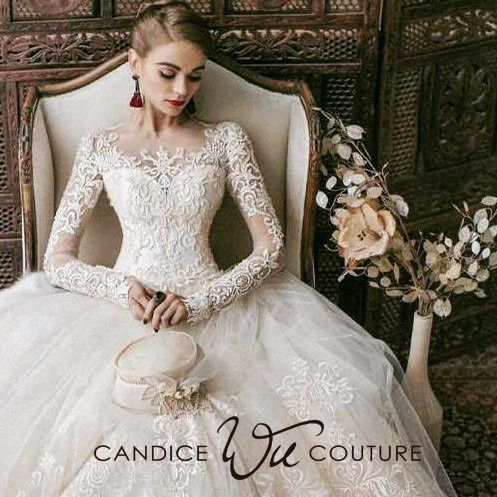 Candice wu wedding