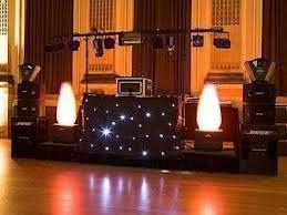 Hire DJ, DJ, DJ Lighting Rental, Wedding DJ, Stage, Stage Lighting, Wedding lighting, led lighting...