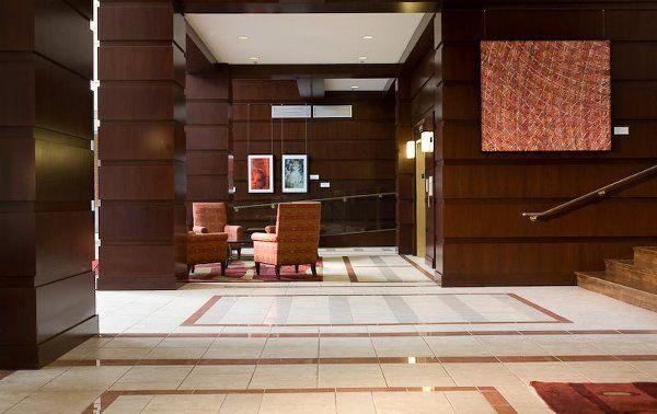 Inside of College Park Marriott Hotel & Conference Center