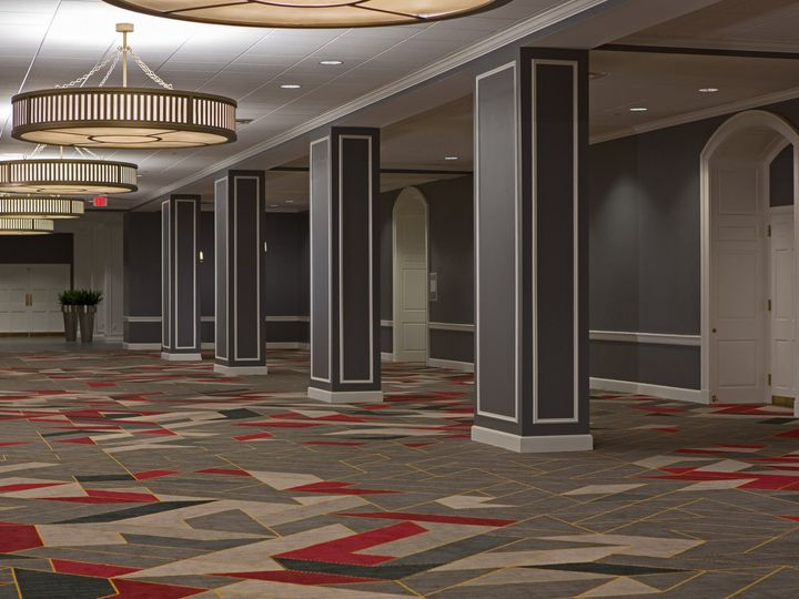Tmx 1391463071444 Ballroomshallway118 Hyattsville, MD wedding venue