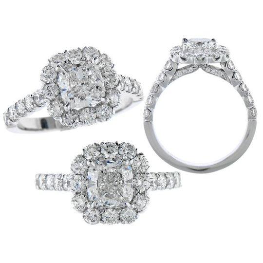 Engagement Rings - Shaftel Diamond - Houston