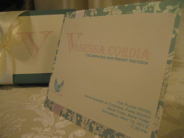 Tmx 1325982854291 IMG8588 Bronx wedding invitation