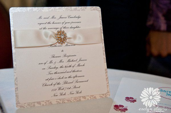 Tmx 1337094981539 IDoBrunchFri2 Bronx wedding invitation