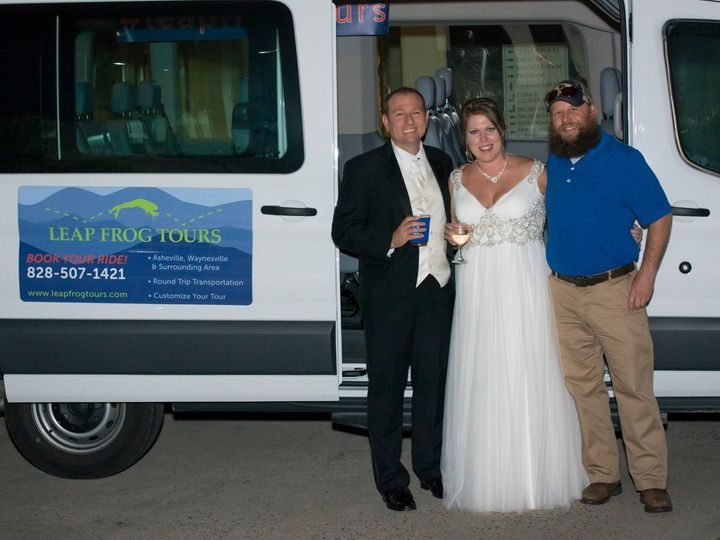Tmx 1500254516795 Cdelpino Wedding   6917 Candler, NC wedding transportation