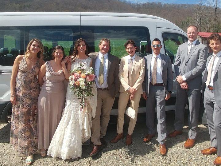 Tmx 1527188658 060f18e56977192e 1527188656 F23ce97d94d1d977 1527188652465 1 4 14 18  TarverWed Candler, NC wedding transportation