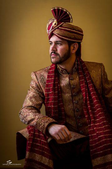 asheshsatvedi groom
