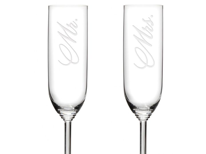 Tmx 1446103804941 Mr Mrs Flutes Issaquah wedding favor