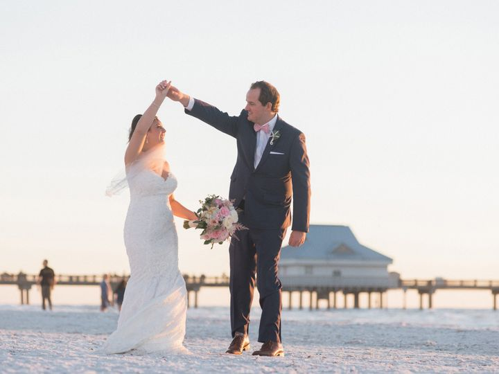Tmx 1482860215951 Mollyadamwedding535 Clearwater Beach, Florida wedding venue