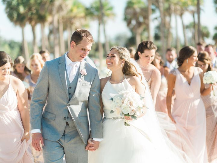 Tmx 1512259339857 Jaimiepatrickwedding0323 Clearwater Beach, Florida wedding venue