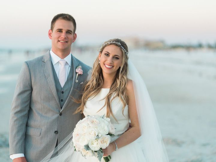 Tmx 1512260767445 Jaimiepatrickwedding0749 Clearwater Beach, Florida wedding venue