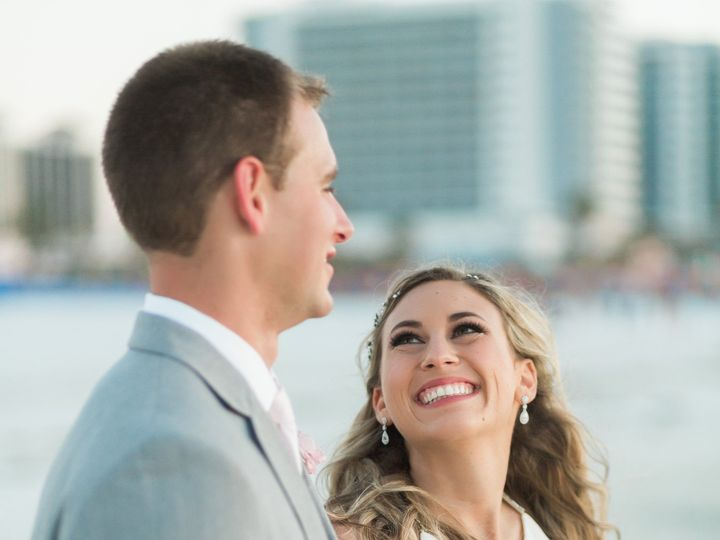 Tmx 1512260807284 Jaimiepatrickwedding0757 Clearwater Beach, Florida wedding venue