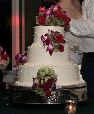 Wedding Cake Stand Rental Tampa