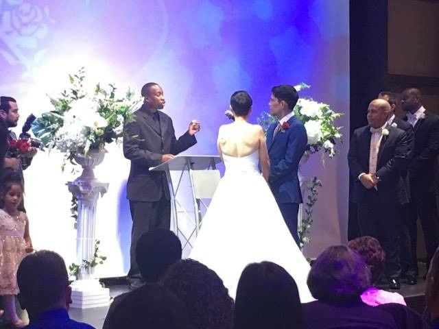 Exchange of Wedding Ring