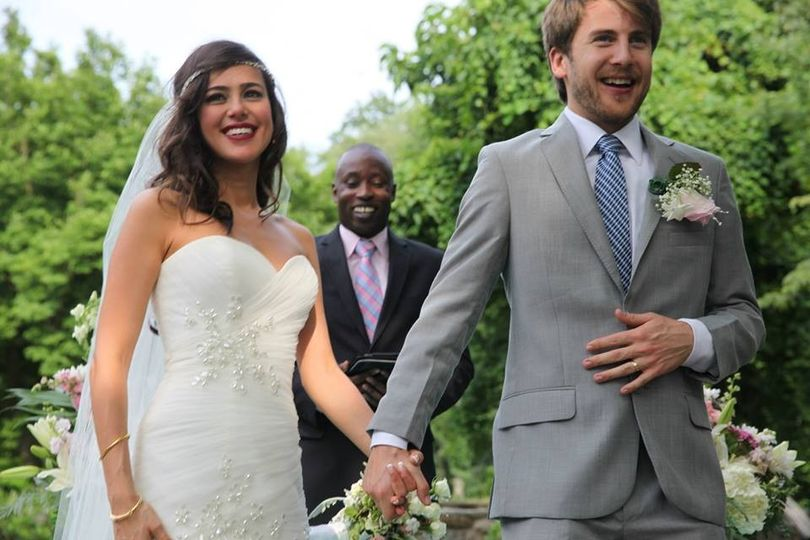 Formal Dress for Wedding Officiant