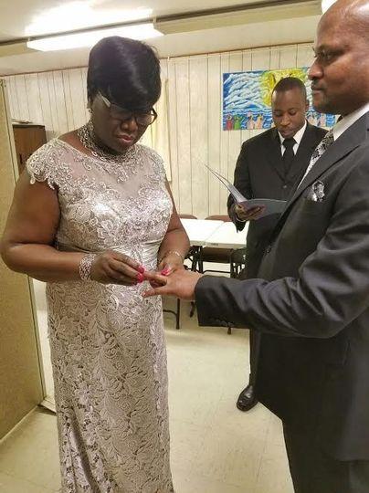 Matthew ibhasuemonjie  wedding 1/21/17
