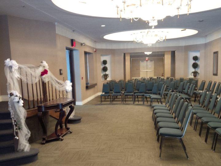 Tmx 1399318822640 Staircase Ceremon Westland, MI wedding venue