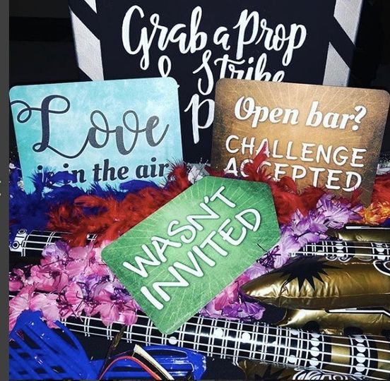 Fun Props and Signs