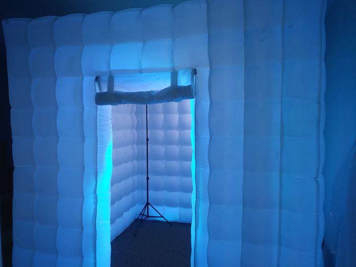 The Cube (Photo Booth)