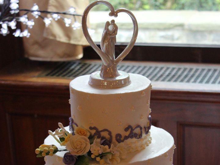 Tmx 1416334440221 Img1758 Columbia, Maryland wedding cake