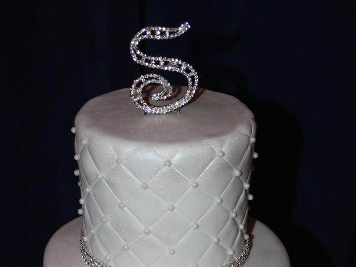 Tmx 1416334488334 Img1792 Columbia, Maryland wedding cake