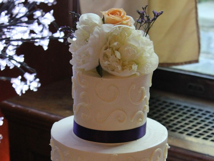 Tmx 1416334606975 Img1820 Columbia, Maryland wedding cake