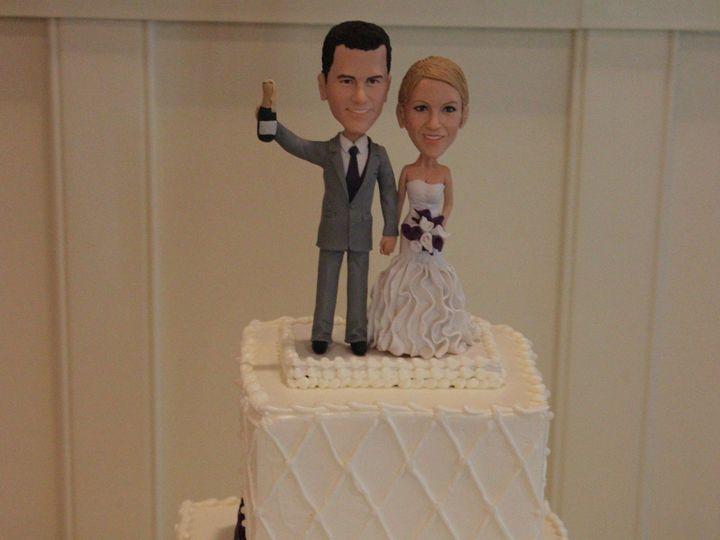 Tmx 1416334652660 Img1832 Columbia, Maryland wedding cake
