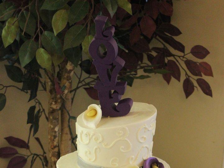 Tmx 1416334699552 Img1836 Columbia, Maryland wedding cake
