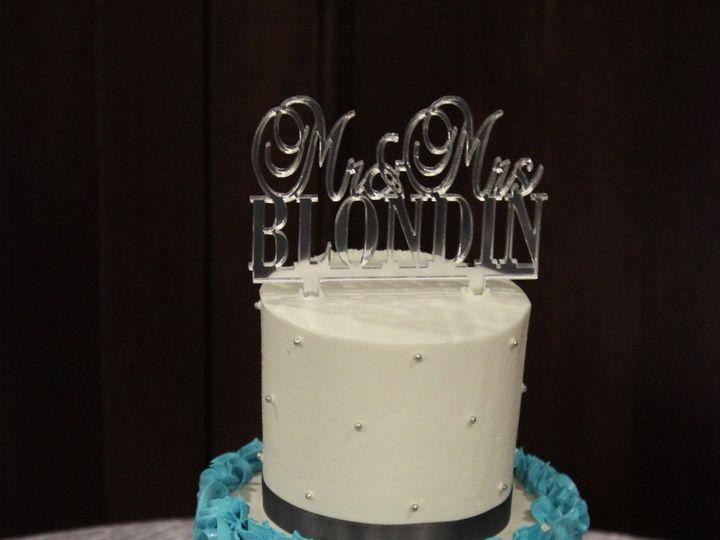 Tmx 1416334779516 Img1918 Columbia, Maryland wedding cake