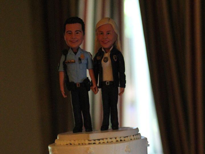 Tmx 1430491439766 Img0917 Columbia, Maryland wedding cake
