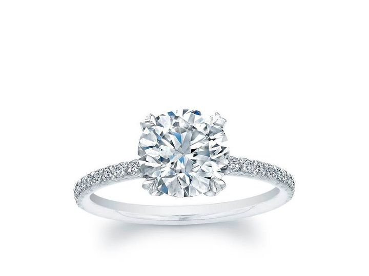 Tmx 1443119890707 Solitare Livingston wedding jewelry