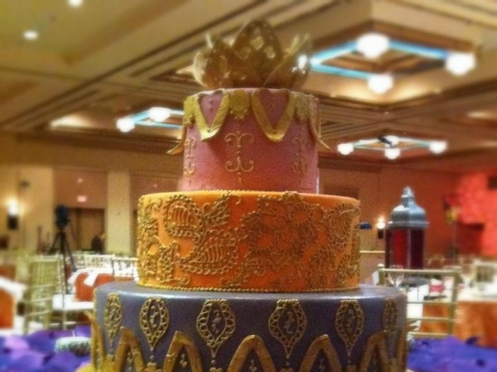 Tmx 1389819620179 Hennacak Sacramento wedding cake