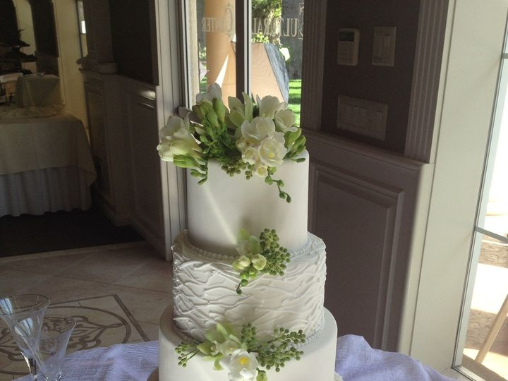 Tmx 1389819757010 Photo 3  Sacramento wedding cake