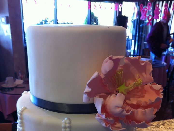 Tmx 1389819985905 Chandelie Sacramento wedding cake