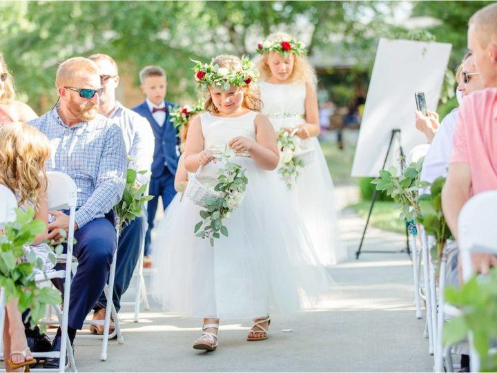 Tmx Flower Girls 51 23790 159679272043233 Kalamazoo, MI wedding florist