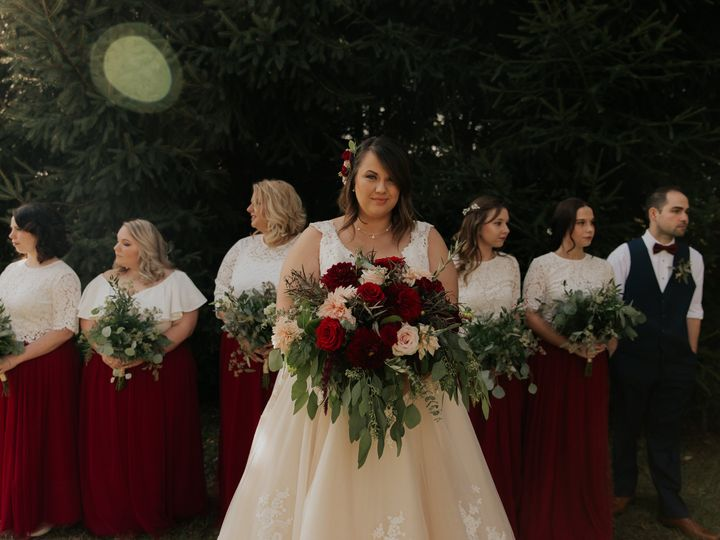 Tmx Judy Wedding 304 51 23790 Kalamazoo, MI wedding florist
