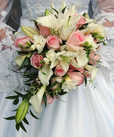 whitestargazerbouquet
