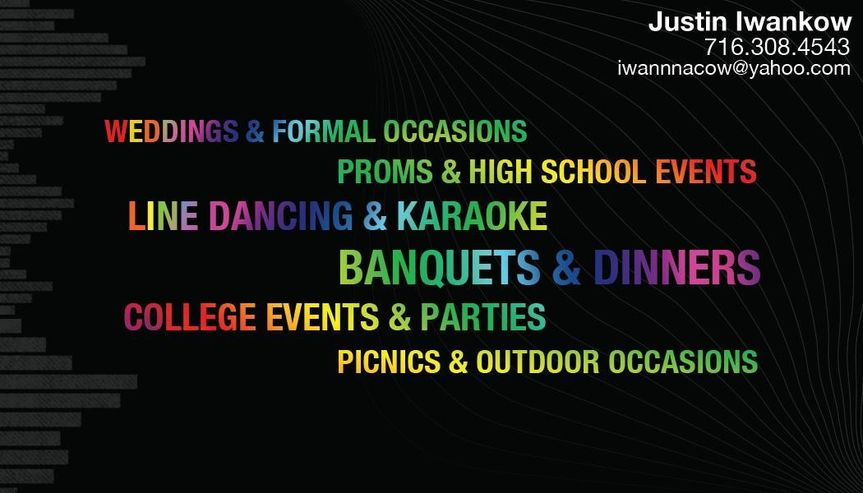 DJ Justin Info