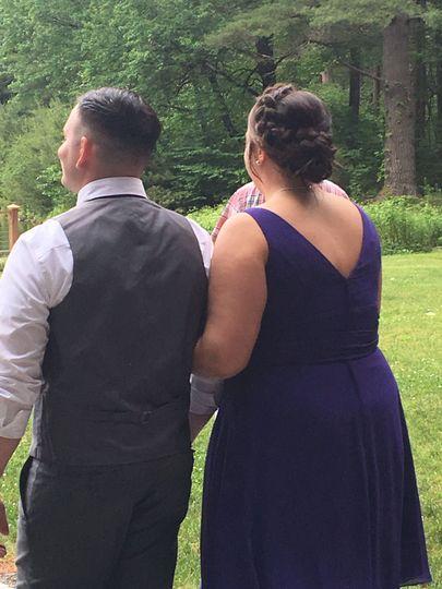 Bridesmaid June 2017