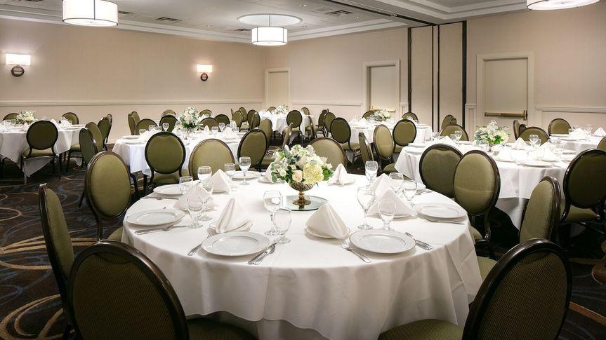 Ballroom Banquet Seating