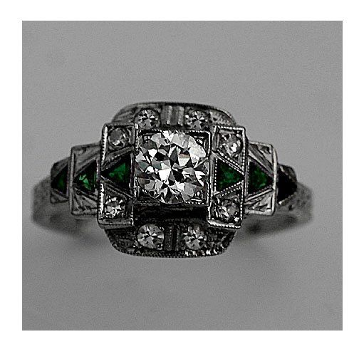 Tmx 1347463679369 Artdeco4 New York wedding jewelry