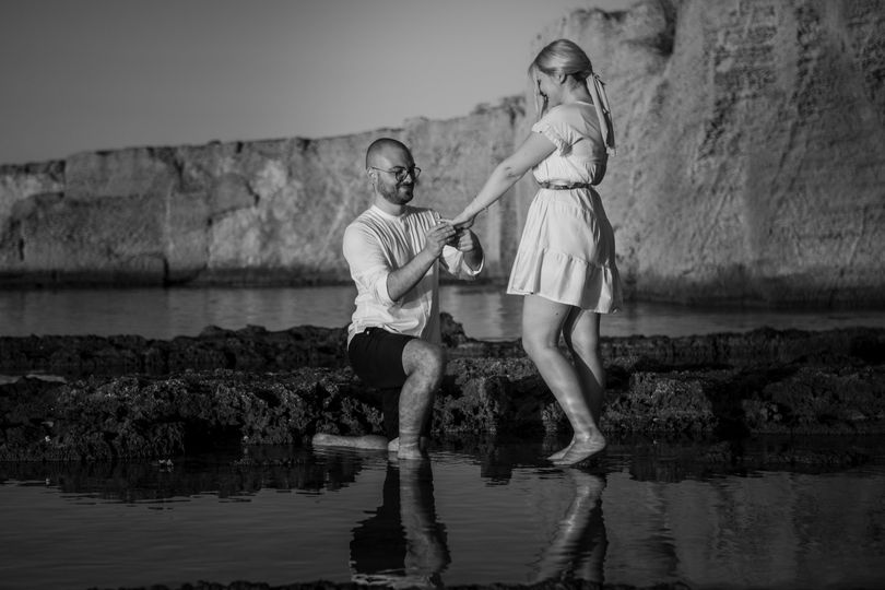 ENGAGEMENT SESSION SICILY