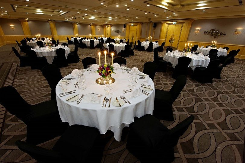 Lagan Suite Wedding