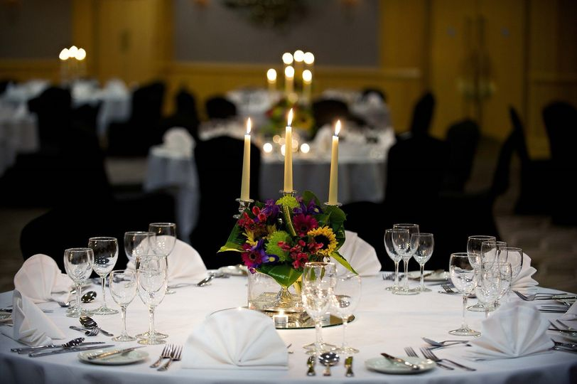 Table Setting at Lagan Suite