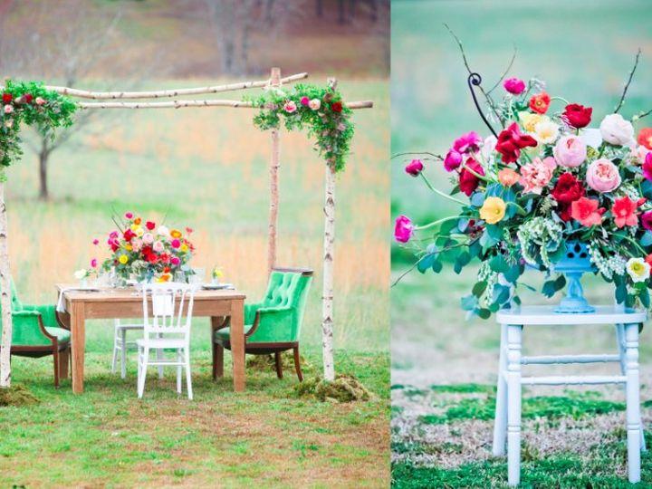 Tmx 1360782188326 Blythewoodtable Columbia wedding florist