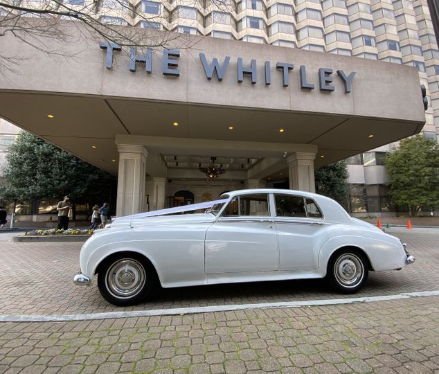 Bentley at The Whitley