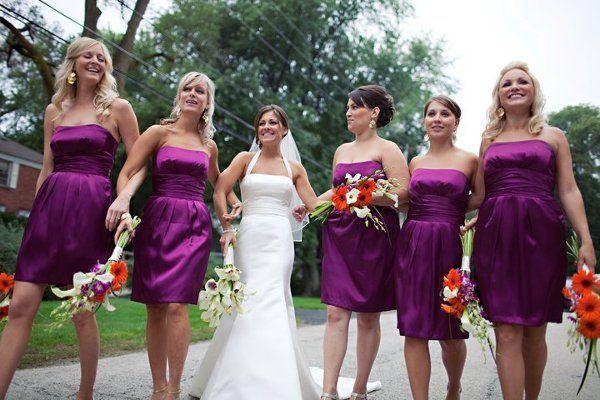 Tmx 1296412237530 Sarahsweddingparty Chicago wedding beauty