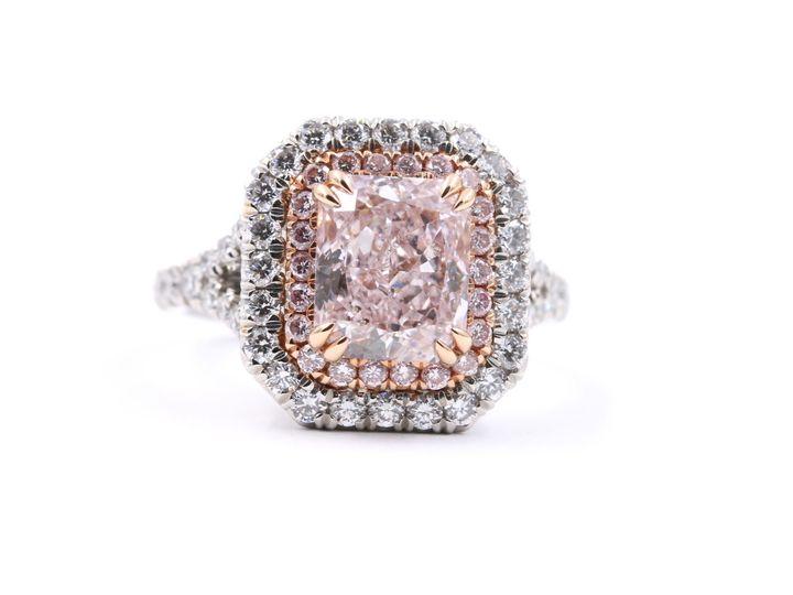 Tmx 1537822218 B43ed4c7fb5ae6d1 1537822217 26d3efeee7abfa2c 1537822218890 1 Pink Diamond Custo Tustin wedding jewelry