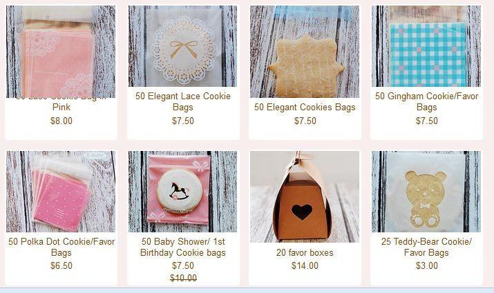 cookie favorbags